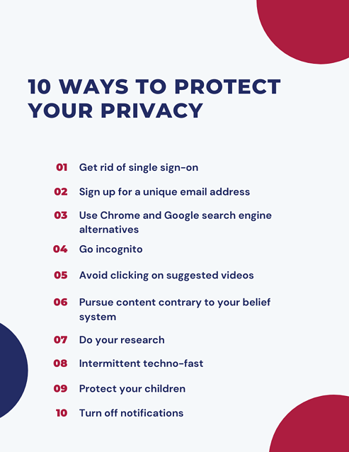 Responding to The Social Dilemma: 10 ways to protect your privacy online