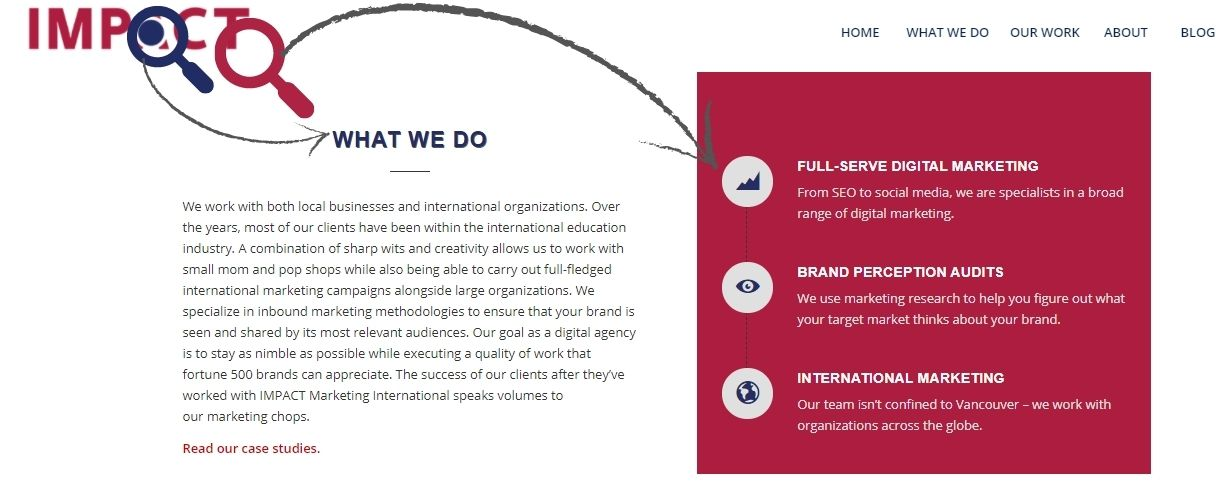 brand color is one of important branding element in the website design